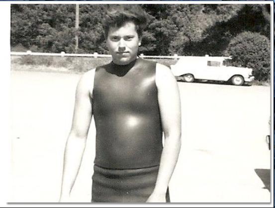 Dennis wet suit
