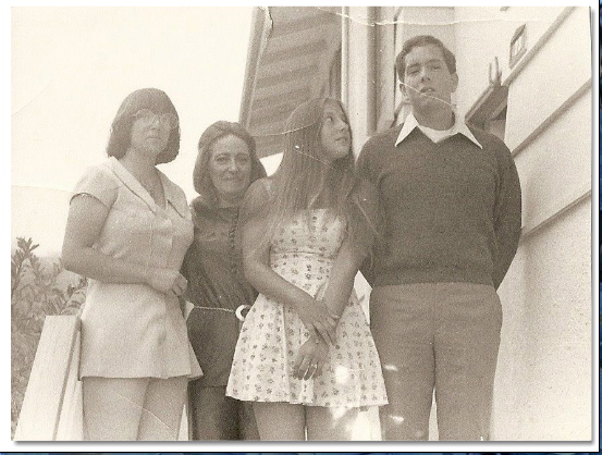 Family on Spruce court