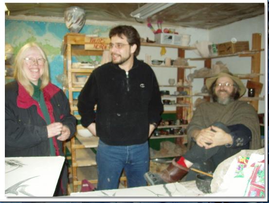 Alaska studio
