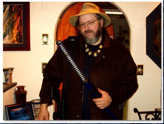 Dennis in studio